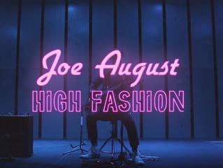 "Review: Joe August's ""High Fashion"""
