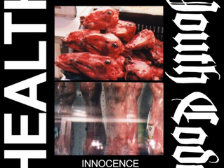 "Review: HEALTH and Youth Code Collaborate on the Brutal ""Innocence"""
