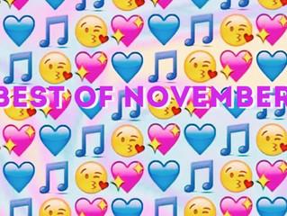 Best Of: November