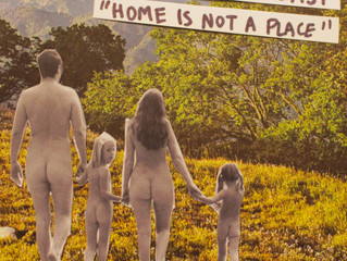 """Premiere: Talktin and Easy - """"Home Is Not A Place"""""""