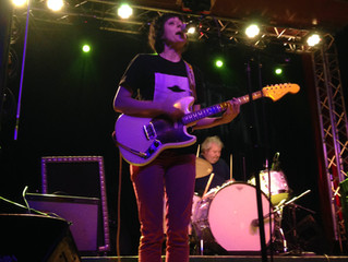 Drunk At A Show: Wimps, Lithics, Hayley and the Crushers at The Central Saloon