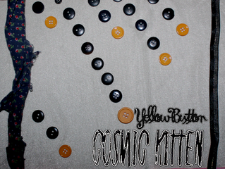 "Premiere: Cosmic Kitten - ""Yellow Button"""