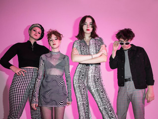 "Song of the Week: ""California Friends"" - The Regrettes"