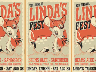 Drunk At A Show: Linda's Fest 2018