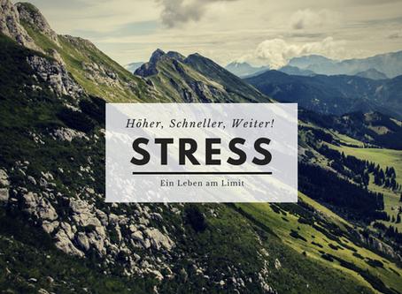 Was ist Stress und wie kann ich damit umgehen?