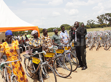 """New Vision Article - """"Ugandans urged to support government fight fistula"""""""