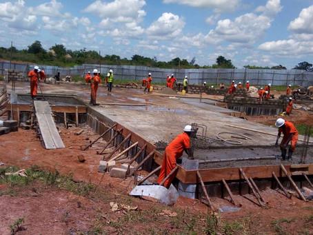 Terrewode Women's Community Hospital Construction Update