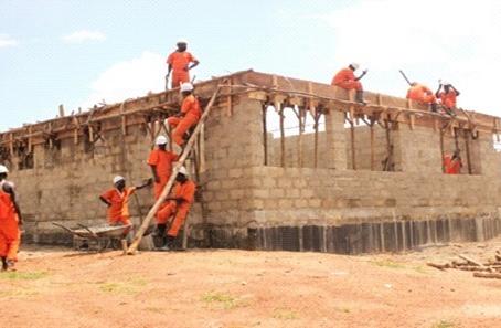 Construction Update - TERREWODE Women's Community Hospital