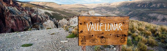 Wanderung Jeinimeni Parque Patagonia Valle Lunar