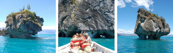 Marmorhöhlen von Chile Chico