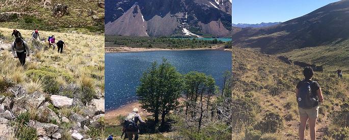 Arriendos equipo de senderismo Chile Chico