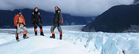 Caminata en hielo glaciar exploradores desde Chile Chico