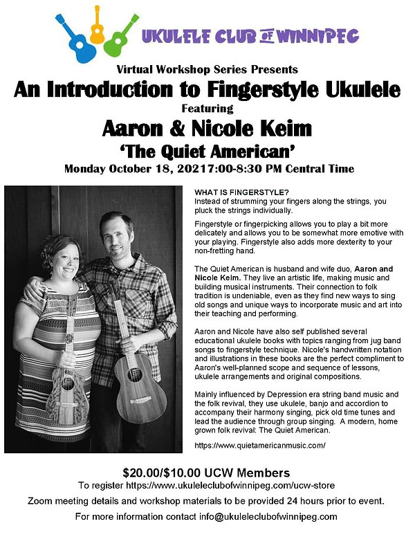 October_Fingerstyle_Aaron & Nicole Keim_