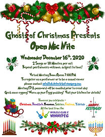 Ghosts of Christmas Presents Open Mic_10