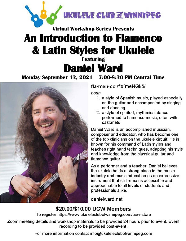 Flamenco Workshop_Ward_promo poster_0429