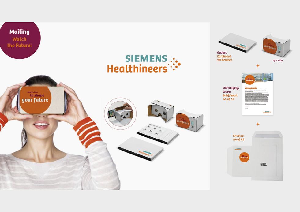 Graphics voor Siemens