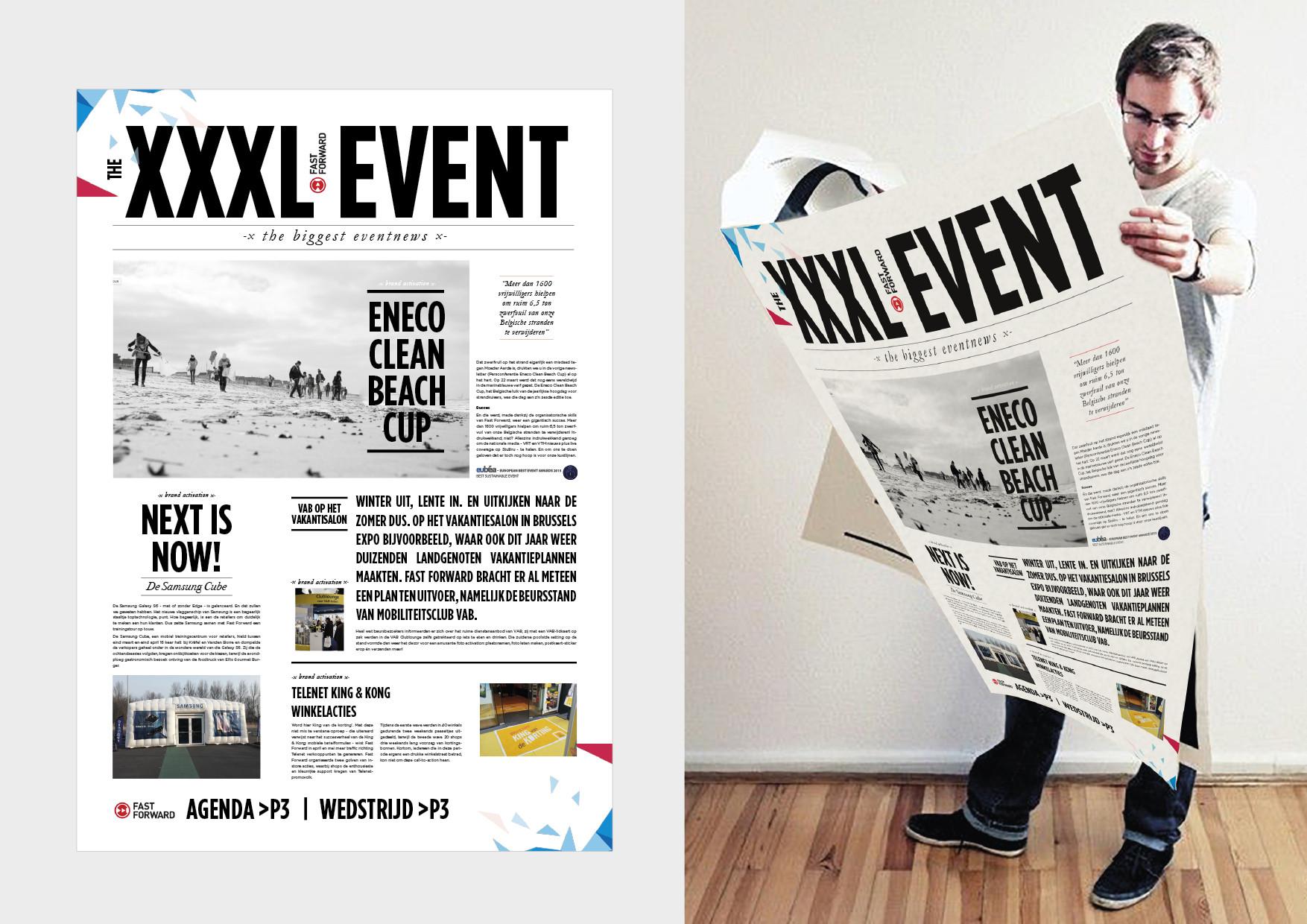 XXXL-krant