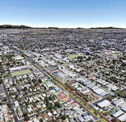 VENICE BLVD & HOUSING PROJECTS-A14