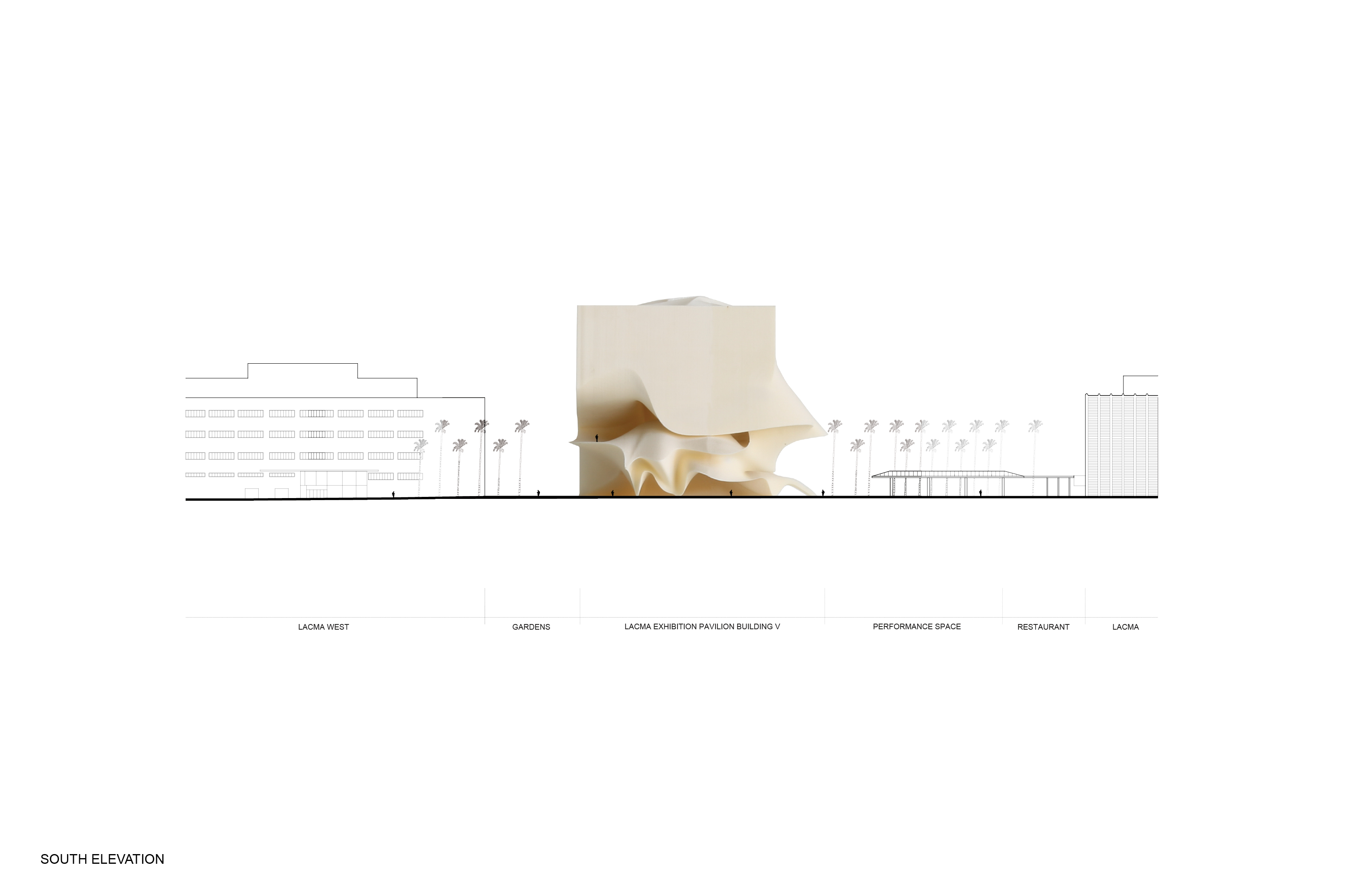 LACMA Exhibition Pavilion Building V12
