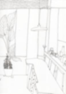 0. Los objetos y las cosas. Dibujo. 2015