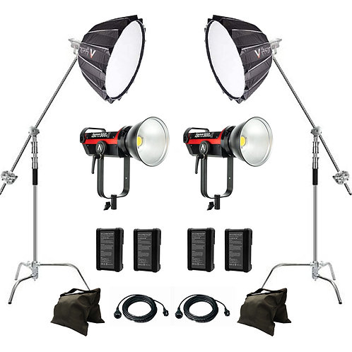 Aputure 300D II Double Package
