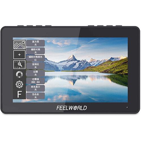 "Monitor Feelworld F5 Pro 5.5"" V2 4K HDMI IPS Touchscreen"