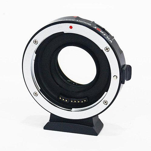Adapter Viltrox EF-M2 II Canon EF Lens to MFT
