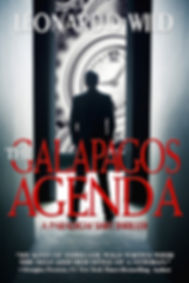 The Galapagos Agenda Thriller