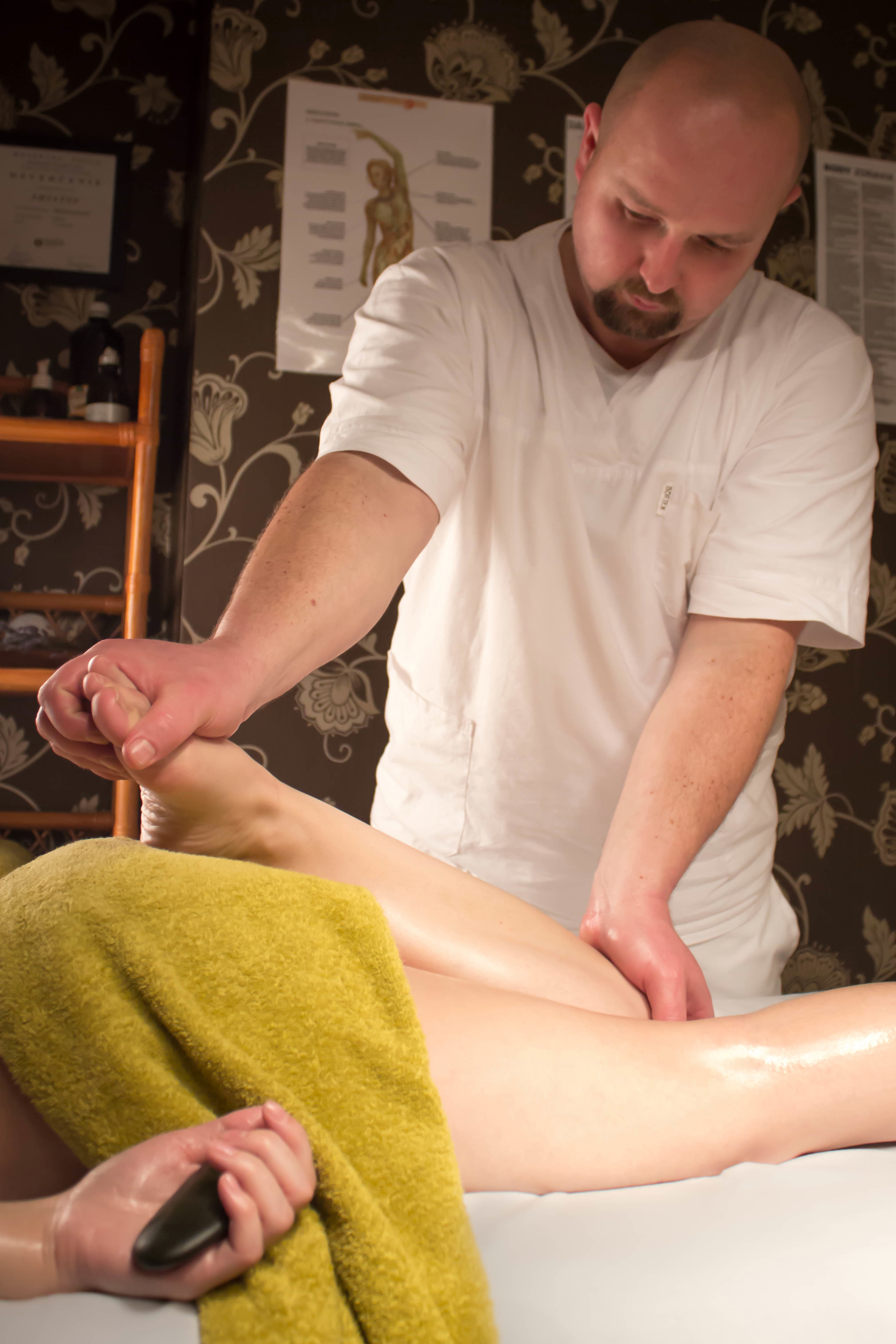 Hot Stones massage Newtownards