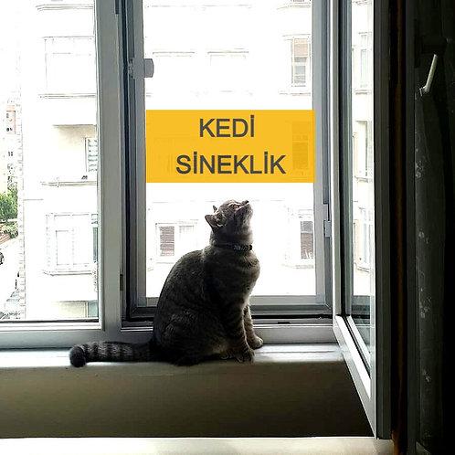 İçeri Açılır Kedi Sinekliği