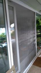 Bahçe kapısı sürgülü sineklik