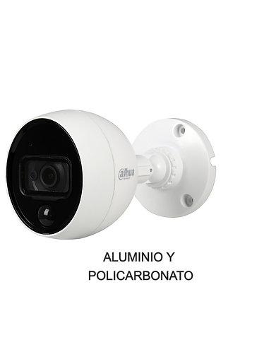 DAHUA ME2802B - 4K/8MP ALUMINIO Y POLICARBONATO SENSOR PIR INTELIGENTE