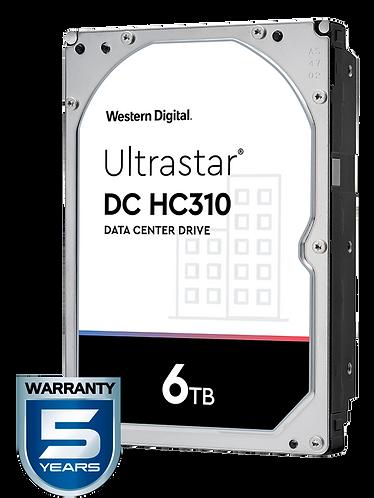 WESTERN HUS726T6TALE6L4 - Disco duro de 6 TB