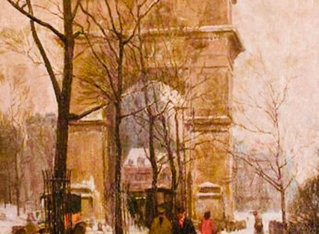 Honoring Paul Cornoyer (1864-1923)