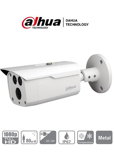 DAHUA HFW1200D36 1080P METÁLICA DOBLE LED IR 80M