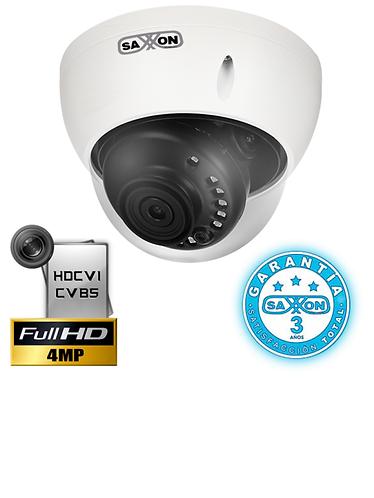 SAXXON PRO DF3640TM - Camara domo HDCVI 4 MP