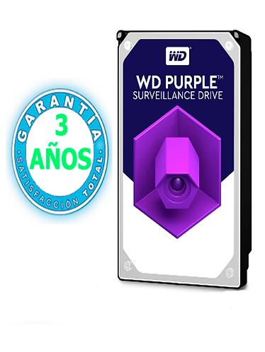 WESTERN WD40PURZ - Disco duro 4 TB