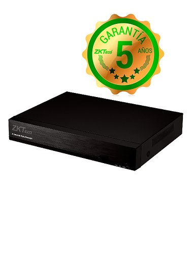 ZKTECO Z8304XECL - DVR 4 Canales HDCVI Pentahibrido 1080p