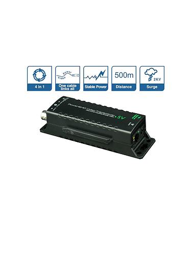 SAXXON UTP101PVHD5SV - Transmisor de energia y receptor de video