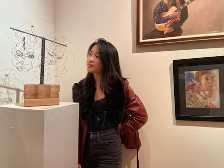 Kaylynn Chen (Huntington Arts Council- Sights and Sounds: Rhythms and Scales Exhibition)