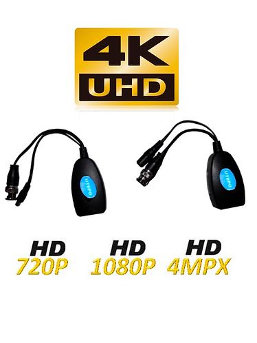 UTEPO UTP101PVHD12 - Par transceptores de video HDCVI