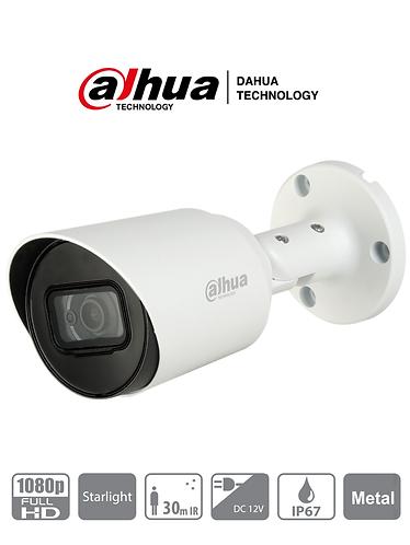 DAHUA HFW1230T-28 1080P METÁLICA STARLIGHT 0.005 LUX
