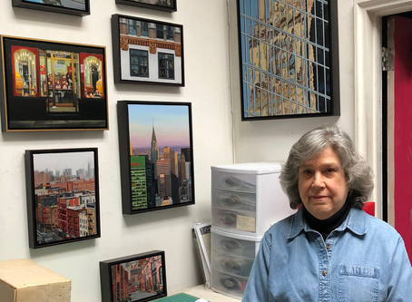 "Sharon Florin - 2019 Annual Exhibition - ""Ethel Gilmore/Charles J. Romans Memorial Award"""