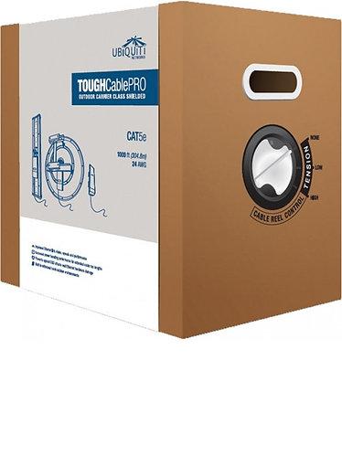 UBIQUITI TCPRO -EXTERIOR/BLINDAJE NIVEL 1/CAT 5E/305 METROS