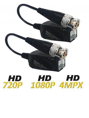 UTEPO UTP101PHD4600 - Paquete de 100 pares de 2 transceptores pasivo 4 en 1