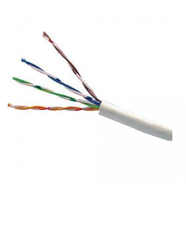 SAXXON OUTP5ECCA305BC - CABLE UTP CCA/CAT 5E/BLANCO/INTERIOR/305M