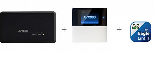 AVTECH KIT SMART BOX