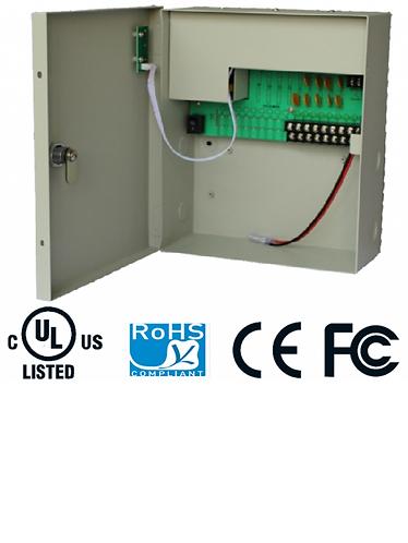 SAXXON PSU1210D9B - Fuente de poder 9 canales