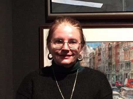 Villo Varga - Salon Show in the Williamsburg Art and Historical Center