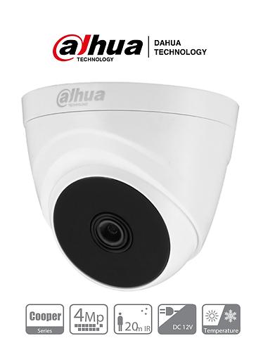 DAHUA COOPER T1A41-28 - Camara Domo HDCVI 4 MP